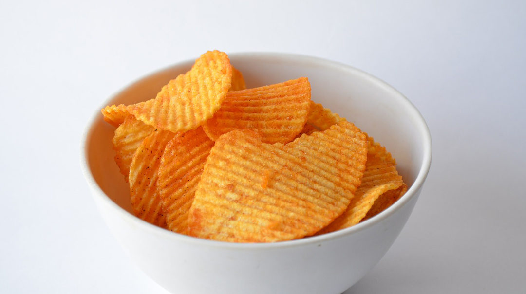 Why I always have chips in the house?